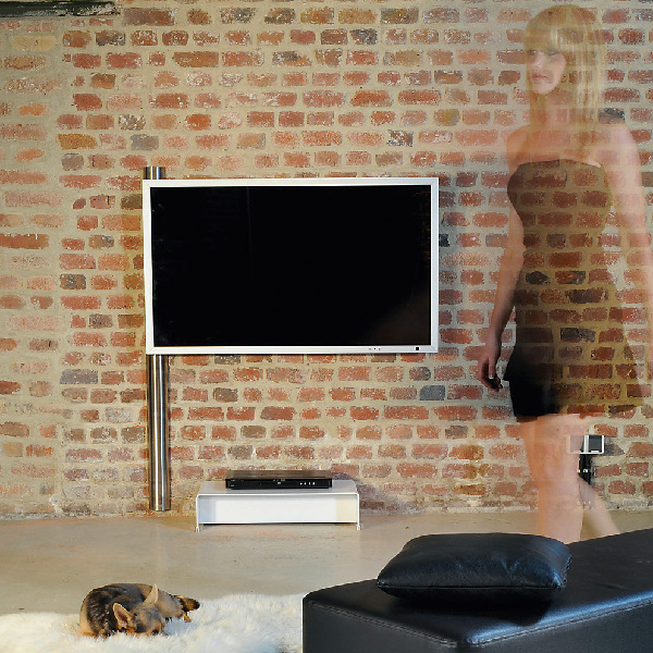 tv m bel tv wandm bel wissmann raumobjekte tv halter. Black Bedroom Furniture Sets. Home Design Ideas