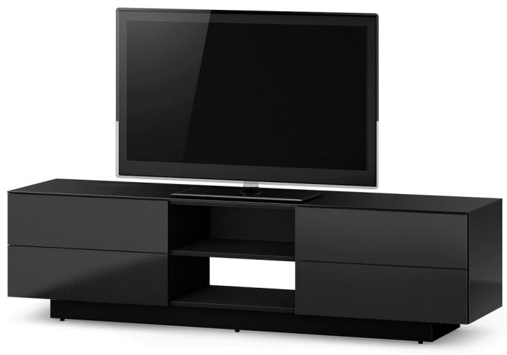 sonorous tv lowboard smyrna lba1830 gblk meuble tv online shop suisse. Black Bedroom Furniture Sets. Home Design Ideas
