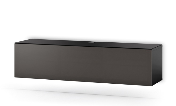 Meuble tv mural sonorous studio sta260t wl meuble tv for Meuble mural hifi