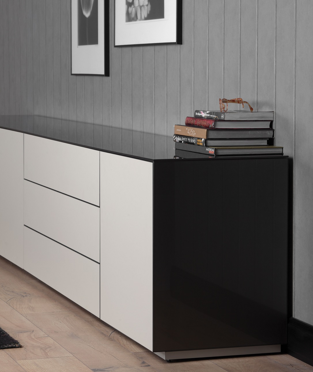 kommode sonorous elements sideboard kombination sb k8 b 300cm h sideboard schweiz. Black Bedroom Furniture Sets. Home Design Ideas