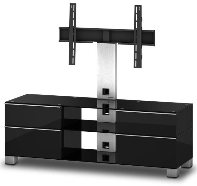 sonorous mood tv m bel md8240 b inx blk holz fernsehm bel tv lowboard sideboard standfuss. Black Bedroom Furniture Sets. Home Design Ideas