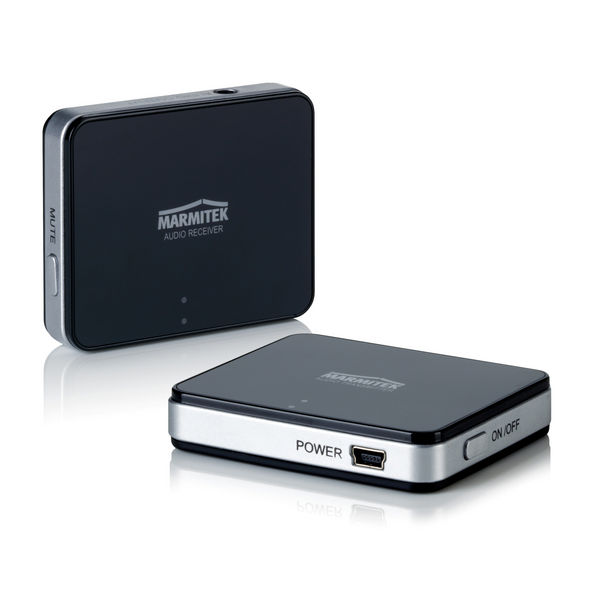 marmitek audio anywhere 625 transmetteur audio num rique sans fil online shop pour hifi tv. Black Bedroom Furniture Sets. Home Design Ideas