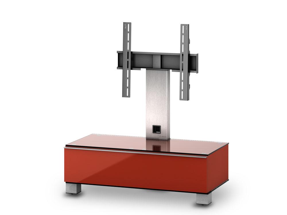tv m bel sonorous mood md8095 c inx red. Black Bedroom Furniture Sets. Home Design Ideas